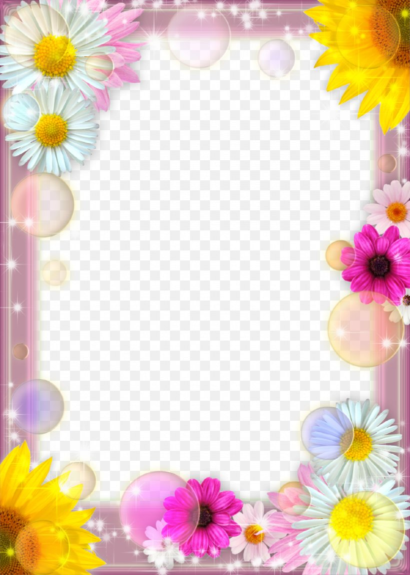 Picture Frame Display Resolution Clip Art, PNG, 914x1280px, Picture Frames, Chrysanths, Computer Network, Dahlia, Daisy Download Free