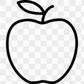 Apple Outline - Apple Royalty-free Clip Art PNG