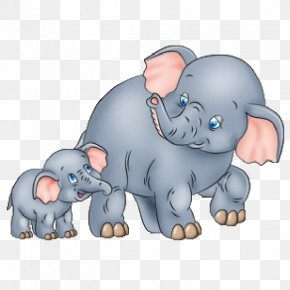 Elephants - Clip Art Elephants Image Drawing Illustration PNG