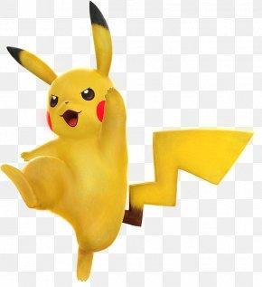 Pikachu - Pokkén Tournament Pikachu Wii U Pokémon Video Game PNG