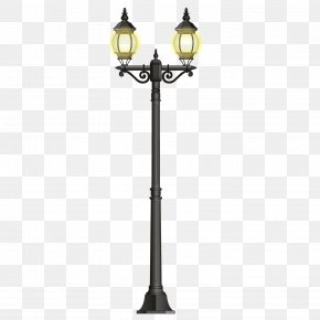 Street Lights - Solar Street Light Lighting PNG