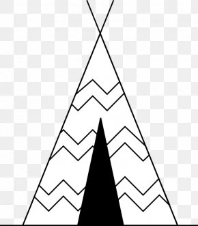 Teepee Tent - Tipi Native Americans In The United States Plains Indians Clip Art PNG