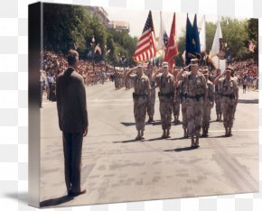George Bush - Washington, D.C. The Pentagon Bastille Day Military Parade PNG
