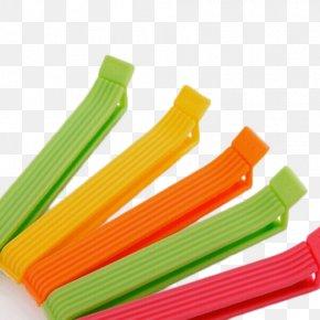 Creative Plastic Sealing Clip - Plastic Logo PNG