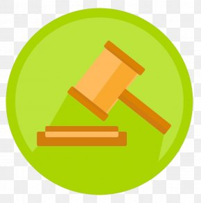 Hammer Icon - Jinwan District Judge Court Trial Law PNG