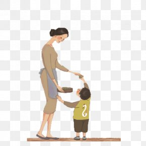 Mother And Child - Mother Child PNG