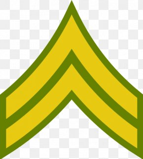 Military - Staff Sergeant Corporal Military Rank United States Army Enlisted Rank Insignia PNG