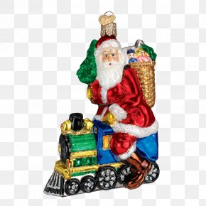 Santa Claus - Christmas Ornament Santa Claus Christmas Card Christmas Decoration PNG