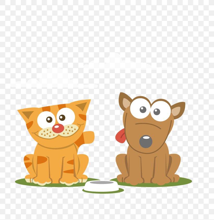 Cat Dog Cartoon Pet Png 800x842px Cat Art Canidae Carnivoran Cartoon Download Free