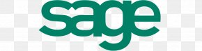 Sage Software - Sage Group Logo Management Computer Software Sage 50 Accounting PNG