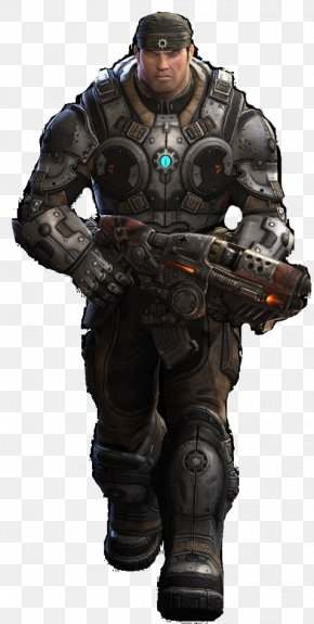 Gears Of War - Gears Of War: Judgment Xbox 360 Marcus Fenix Video Game PNG
