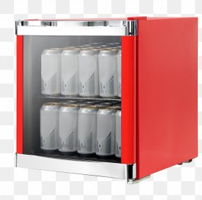 Wine Cooler - Wine Cooler Home Appliance Window Sliding Glass Door Refrigerator PNG