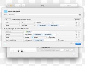 Design - Computer Program User Interface Design PNG