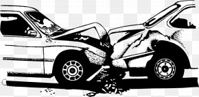 Tragic Accident - Car Accident Motor Vehicle Traffic Collision PNG