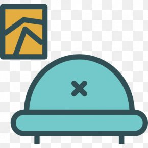 Sofa - Living Room Furniture Icon PNG