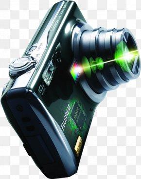Camera - Camera Fujifilm Christmas PNG