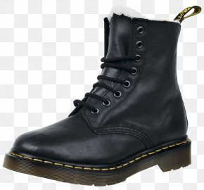 Boot - Dr. Martens Boot Shoe Leather Footwear PNG