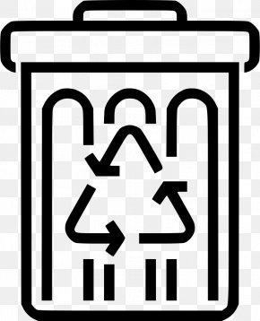 Rubbish Bins & Waste Paper Baskets Waste Management Recycling Bin PNG