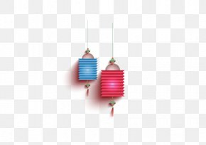 2017 Chinese New Year Decorative Lanterns Flat Element - U95f9u65b0u5e74 Chinese New Year Lantern PNG
