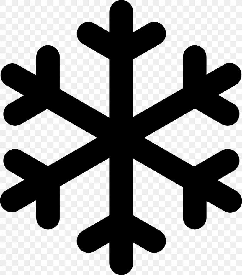 Snowflake Icon Design, PNG, 862x980px, Snowflake, Black And White, Icon Design, Royaltyfree, Snow Download Free