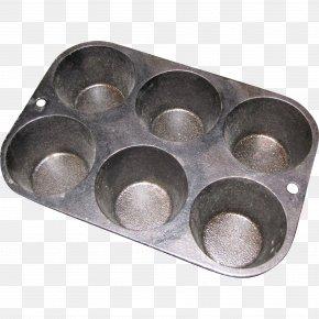 Muffin - Cornbread Muffin Tin Cupcake Cast-iron Cookware PNG