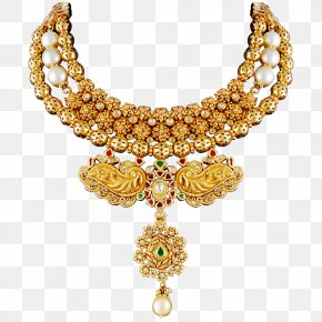 Gold Necklace For Women - Jewellery Necklace Gold Charms & Pendants PNG
