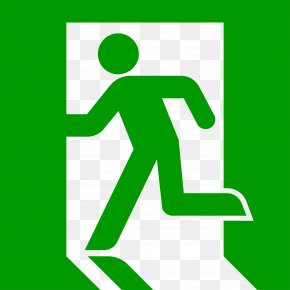 Exit Signs Pictures - Exit Sign Emergency Exit Clip Art PNG