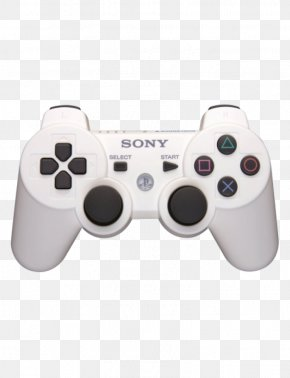 Playstation - PlayStation 2 DualShock PlayStation 3 Game Controllers PNG