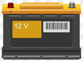 Automotive Battery - Battery Charger Automotive Battery Clip Art PNG