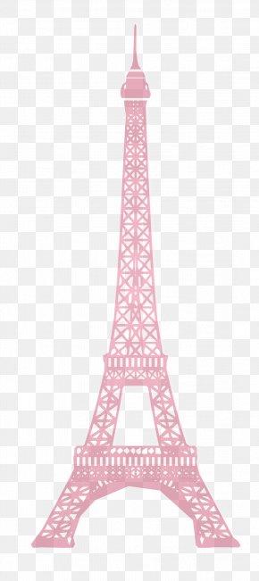 Eiffel Tower - Eiffel Tower Silhouette PNG