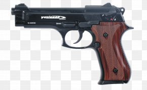 Hand Gun - Beretta M9 Beretta 92 Air Gun Pistol Firearm PNG