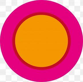 Pink Circle - Circle Clip Art PNG