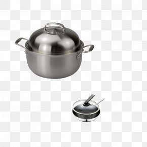 Steel Cooking Pot Cooking Wok - Cooking Cookware And Bakeware Stock Pot Olla Wok PNG