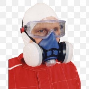 Mask - Respirator Goggles Mask Personal Protective Equipment Face PNG