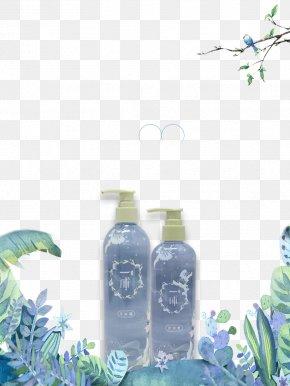 Shampoo - Shampoo Leaf Scalp Icon PNG