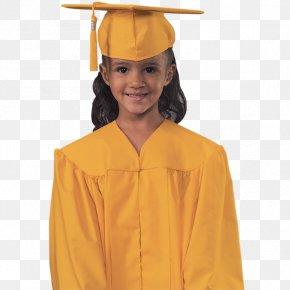Cap - Square Academic Cap Robe Graduation Ceremony Academic Dress Gown PNG