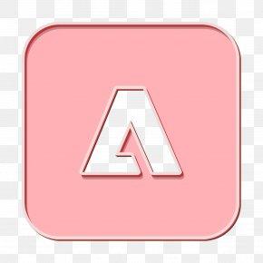 Rectangle Label - Adobe Logo PNG