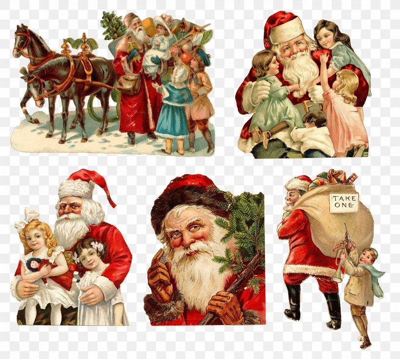 Ded Moroz Snegurochka Santa Claus Christmas Ornament, PNG, 2369x2127px, Ded Moroz, Ansichtkaart, Christmas, Christmas Decoration, Christmas Ornament Download Free