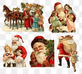Santa Claus - Ded Moroz Snegurochka Santa Claus Christmas Ornament PNG