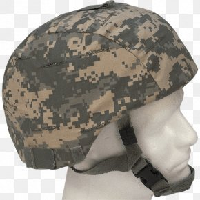 United States - United States Personnel Armor System For Ground Troops Advanced Combat Helmet Helmet Cover PNG