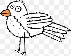Bird Graphics - Bird Cartoon Clip Art PNG