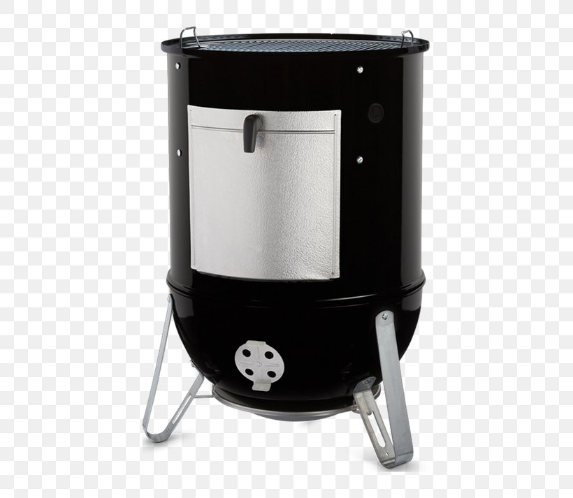 Barbecue Smoker Weber Smokey Mountain Cooker Weber-Stephen Products BBQ Smoker Smoking, PNG, 750x713px, Barbecue, Bbq Smoker, Charcoal, Cooking, Cooking Ranges Download Free