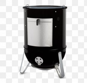Barbecue - Barbecue Smoker Weber Smokey Mountain Cooker Weber-Stephen Products BBQ Smoker Smoking PNG