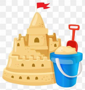 Sand Castle Image - Sand Art And Play Clip Art PNG