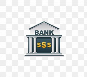 Bank - Bank Loan Cartoon Interest PNG