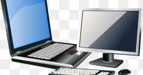 Laptop - Computer Hardware Laptop Personal Computer Desktop Computers Computer Monitors PNG
