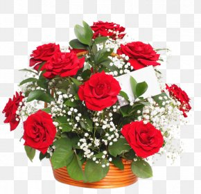 Shah Rukh Khan - Flower Bouquet Garden Roses Baby's-breath PNG