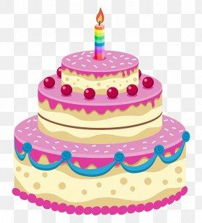 Birthday Cake Image - Birthday Cake Icing PNG