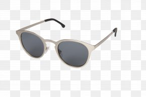 Ray Ban - Sunglasses KOMONO Boutique Silver PNG