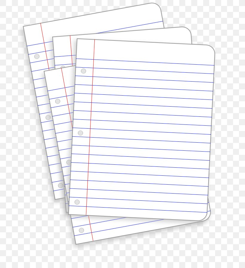 Ruled Paper Notebook Clip Art, PNG, 695x900px, Paper, Area, Blog, Business, Free Content Download Free